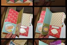 albums, notebooks and journals / by Kaye Lewman
