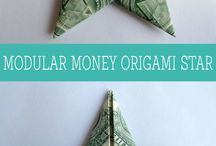 gifts made out of money