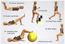 Fitness - legs/butt