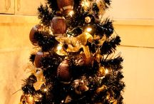 Pittsburgh Steelers Happy Holidays / Pittsburgh Steelers Happy Holidays / Christmas