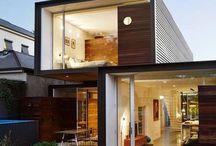 casas con container