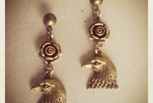Earrings by NoriBijoux