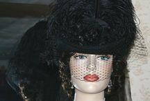 Steampunk Hat Victorian Hat - Lady Kathleen