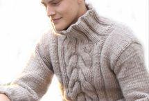 мужские свитера.