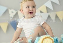 First Birthday Photo / by Kristina Watkins