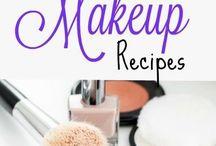 DIY: Makeup and Cosmetics