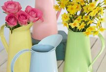 Pastel Home Decor / Pastels are great even on the worst of days!