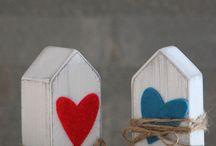 Casette / Cassette di legno, oggetti per la casa, arredamento, hobby, fai da te