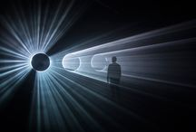 Scenography | Light installation | Outer Space