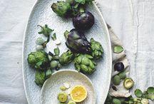 Food | Fruits + Vegetables