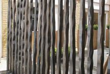 Architectural: Railings/Fence