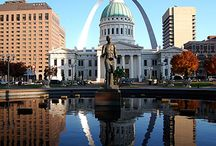 My home town St Louis / by Anne Phillips