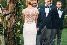 Bröllopsklänningar och annat!