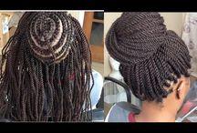 Crochet Braid Styles