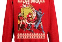 Unisex Christmas Sweaters / Jumpers - DC Comics, Home Alone & Star Wars / We LOVE Christmas and our new Christmas Sweaters rock!