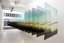 art Installations / sculptures
