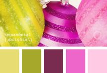 catchy colors  / by Melissa Lonie