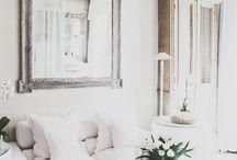 Interiors || White