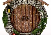 Vrátka, dveře