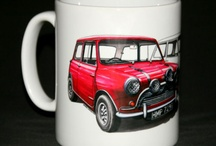 George Morgan Car Mugs