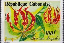 Republique Gabonaise Stamps