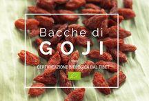 Integratori della Terra / by www.bacchedigoji.it