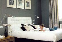 Decoración de dormitorios en casas / Decorar habitaciones