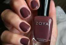 zoya colours