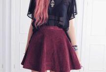 ropa juvenil y vestidos