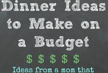 Grocery Budget Ideas