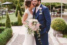 Real Wedding - Dee & David