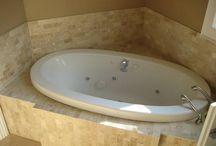 Bathroom Tile Installations / Bathroom tile installations by Mario
