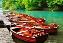 Boats / by Carolina Bryant