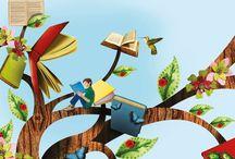 Imágenes lectura / Imágenes que provoquen una reflexión sobre la lectura