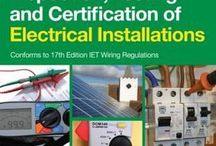 Electrical & Plumbing Trades / Inspiration, books and other useful resources for Electrical & Plumbing students.