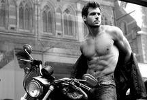 Bad Boys / #Homme-sexy  #beaux-gosse #bad #boy