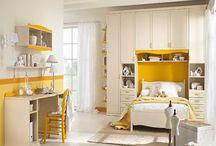 CAMERETTE / Camerette per bambini, ragazzi e neonati