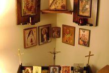 Prayer Corners:Orthodox had 'war rooms' before war rooms were cool!