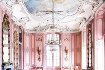Rococo inspiration