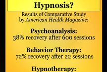 Hypnotherapy / This is a board about Hypnotherapy