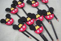 Mickey - aniversário do Biel