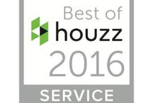 """2016 """"Best of Houzz"""" for Outstanding Service / DeShayes Residential Resort Design of Haddonfield has won """"Best Of Customer Service"""" on Houzz®, the leading platform for home remodeling and design. The 40-year old design build firm was chosen by the more than 35 million monthly unique users that comprise the Houzz community from among more than one million active home building, remodeling and design industry professionals. The Best Of Houzz is awarded annually in three categories: Design, Customer Service and Photography."""