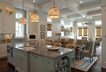 Kitchen / The thinks I would like in my kitchen. / by Kira Hemphill
