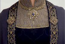 Одежда к 12 веку