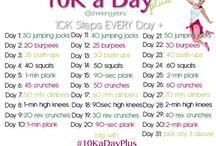 10k step challenge