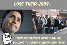 Trudeau is a joke