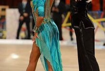 Latin dance outfits