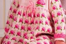 Crochet tricot criança