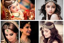 Wedding accessories for bridal