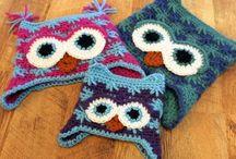 Crochet - Kids Hats
